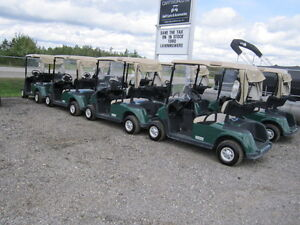 2012 EZ-GO RXV ELECTRIC GOLF CARTS*FINANCING AVAILABLE Kitchener / Waterloo Kitchener Area image 5