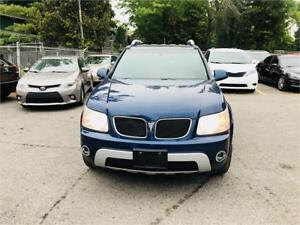 2008 Pontiac Torrent certified / clean car proof , rust free
