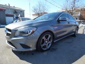 2014 MERCEDES-BENZ CLA250 4MATIC (52,000 KM, FULL, GARANTIE!!!)