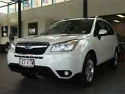 2015 Subaru Forester S4 MY15 2.5i-L CVT AWD White 6 Speed Constant Variable Wagon Moorooka Brisbane South West Preview