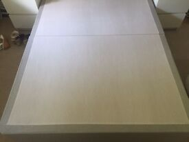 Silentnight Double Bed *** Base Only ***