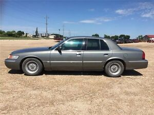 2002 Mercury Grand Marquis LS Sedan