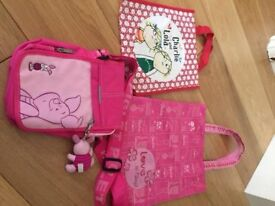 Children's bags - Barbie, Charlie & Lola and Piglet bags