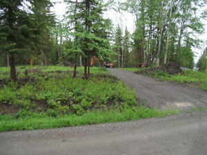 Bridge Lake, BC Acreage - Close To The Water & Backs Crown Land