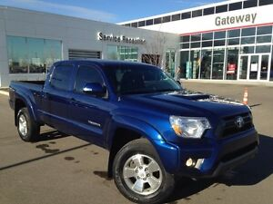 2014 Toyota Tacoma TRD Sport Premium Package V6 4x4 Double-Cab 1