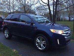 Ford Edge Limited Edition Awd Only Km