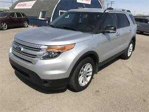 2013 Ford Explorer XLT 4WD *3rd Row/ Heated Seats/WARRANTY*