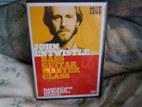 John Entwistle Bass Guitar Master class DVD