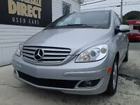 2007 Mercedes-Benz B200 HATCHBACK 2.0 L