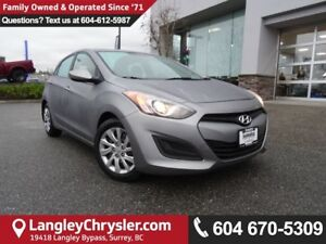 2013 Hyundai Elantra GLS *LOCAL BC CAR* DEALER INSPECTED*