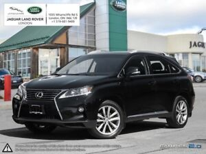 2015 Lexus RX 350 Back Up Camera | One Owner | Heated and Ventil