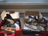 Adult/Teen Size Nearly-New CCM & Baeur Skates (SAVE HUGE!!!)