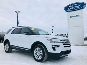 2018 Ford Explorer XLT, 4x4, Leather, $288 Bi-Weekly! Moonroof,
