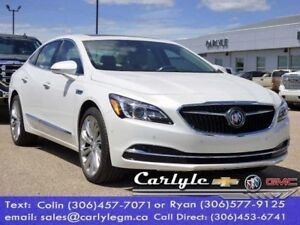 2018 Buick LaCrosse AWD Dymanic Dr.