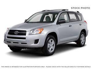 2011 Toyota RAV4 4WD 4dr V6 5-Spd AT Ltd (Natl)