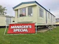 Cheap Static caravan Essex, Indoor pool, Go karts, Family Clubhouse, Sports court, Nr Clacton