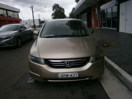 2004 Honda Odyssey (7 Seat) 4 Speed Sequential Auto Wagon Granville Parramatta Area Preview