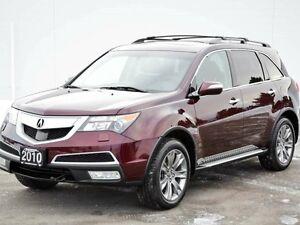 2010 Acura MDX Elite