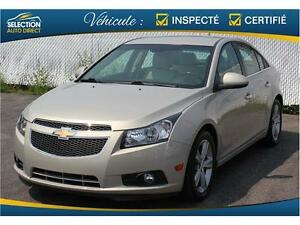 2012 Chevrolet Cruze LTZ turbo CUIR