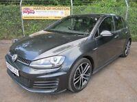 Volkswagen Golf 2.0 GTD TDi 5DR (grey) 2014