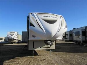 NEW 2016 CHAPARRAL 372QBH RV FIFTH WHEEL