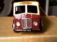 RARE - BRITISH RAILWAYS LEYLAND FORWARD CONTROL LORRY - DINKY 420/25R