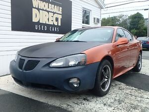 2005 Pontiac Grand Prix SEDAN 3.8 L