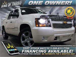 2012 Chevrolet Avalanche 1500 LTZ One Owner | Leather