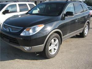 2011 Hyundai Veracruz GLS AWD SEATING FOR 7 $9900