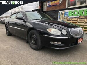 2008 Buick Allure CX CERTIFIED! NO ACCIDENTS! LOW KM'S! WARRANTY
