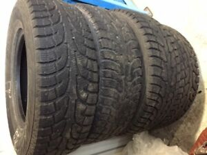 PICKUP TRUCK WINTER TIRES