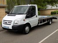 62(12) FORD TRANSIT 350 LWB DRW RECOVERY TRUCK 2.2 RWD 125 BHP 6 SPEED EURO 5