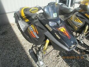 2003 Ski-Doo MXZ 800 SPORT Cambridge Kitchener Area image 2