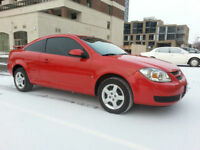 2007 Chevy Cobalt LT Coupe Winter tires