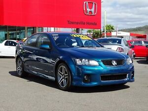 2013 Holden Commodore VE II MY12.5 SS V Z Series Blue 6 Speed Sports Automatic Sedan Garbutt Townsville City Preview
