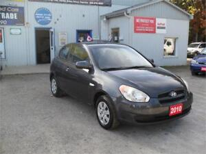 2010 Hyundai Accent GL 1 OWNER NO ACCIDENTS MUST SEE