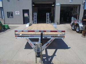 20' EQUIPMENT TRAILER - GALVANIZED - WILL NOT RUST CANADIAN MADE London Ontario image 3