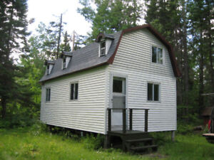 Camp for Hunting, Snowmobiling and ATVs in Harcourt NB