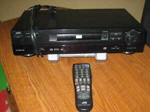JVC DVD player avec Manette
