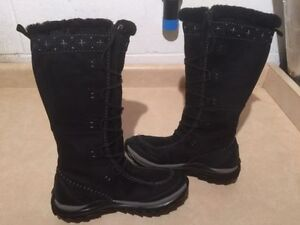 Women's CATerpillar PolarTec Insulated Winter Boots Size 7.5 London Ontario image 2