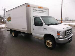 2013 Ford Econoline Commercial Cutaway 16FT CUBE  Certified!!!