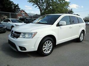 2013 Dodge Journey SXT 7 PASSAGER V6 UCONNECT 2 AN GARANTIE