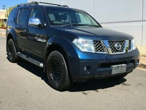 2008 Nissan Pathfinder R51 MY08 ST 5 Speed Sports Automatic Wagon Blair Athol Port Adelaide Area Preview