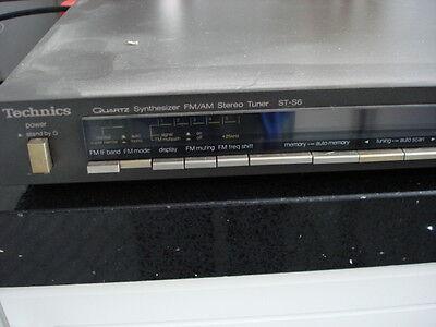 Technics FM/AM Stereo Tuner  Hi-fi item