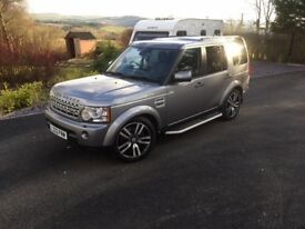 Landrover Discovery 4 Commercial 2012 62 Reg MINT Never been to work