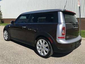 2010 MINI Cooper Clubman Performance Package