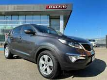 Kia Sportage 1.7 CRDI PLUS Tetto panoramico apribile