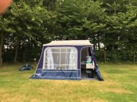 Camplet Apollo folding camper approx 2009