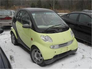 2005 SmartCar for Two - Certified and E-tested
