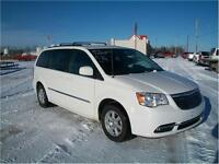 12 Chrysler Town & Country We Finance Warranty